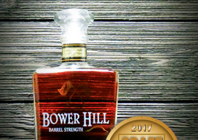 Bower Hill, Kentucky Straight Bourbon