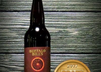 Buffalo Bill's Blood Orange Imperial Ale