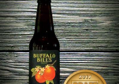 Buffalo Bill's Orange Blossom Cream Ale