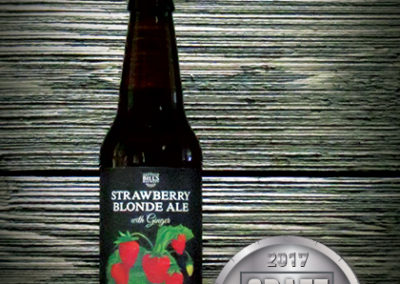 Buffalo Bill's Strawberry Blonde Ale