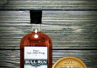 Bull Run Distillery Oregon Single Malt
