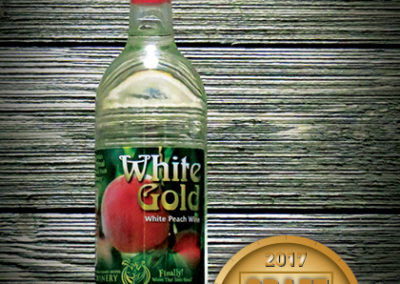 Florida Orange Groves White Gold