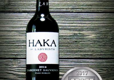 HAKA Cabernet Sauvignon by Labyrinth