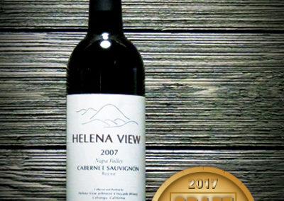 Helena View Napa Valley Cabernet Sauvignon Reserve 2007