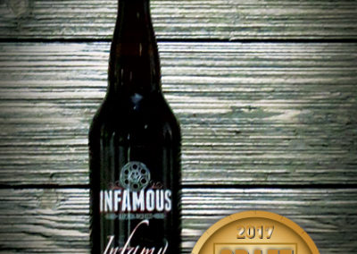 Infamy Old Strong Ale