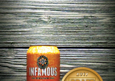 Infamous Sex A Peel Wheat Beer