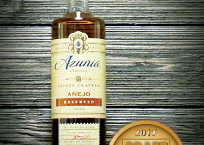 Azuñia Organic Añejo Tequila