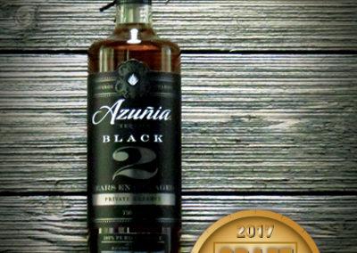 Azuñia Organic Black 2yr Aged Añejo Tequila