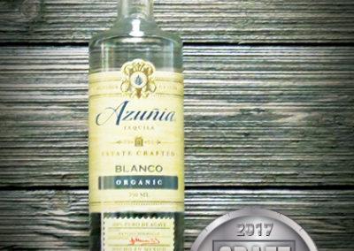 Azuñia Organic Blanco Tequila
