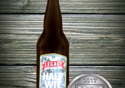 Legacy Brewing Half Wit