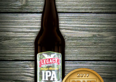 Legacy Brewing Orange Blossom IPA