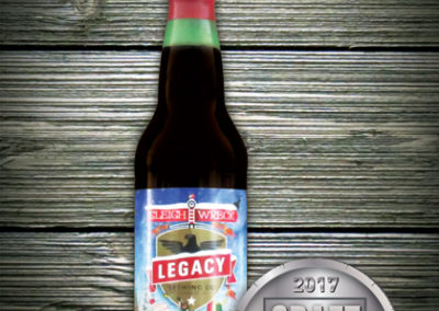 Legacy Brewing Sleigh Wreck Ale