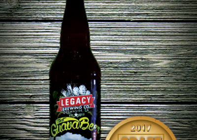 Legacy Brewing That Guava Beer