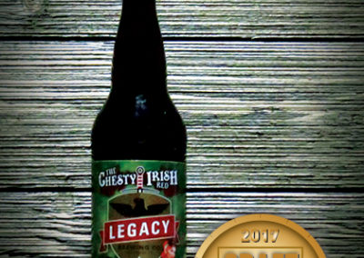 Legacy Brewing The Chesty Irish Red