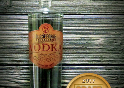 Old Forge Distillery Vodka
