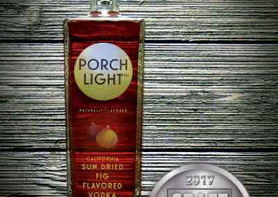 Porch Light California Sun Dried Fig Vodka