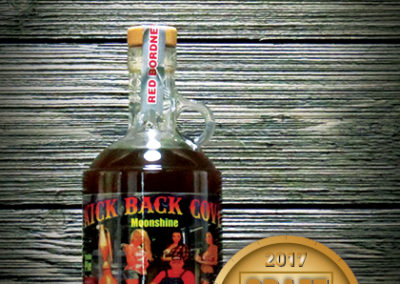 Kick Back Cove Apple Pie Moonshine