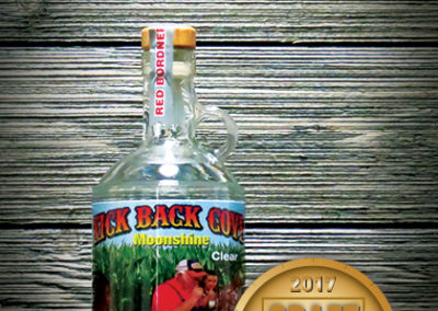 Kick Back Cove Clear Moonshine