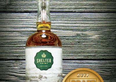Shelter Point Cask Strength Whisky