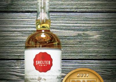 Shelter Point Single Malt Whisky