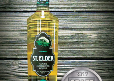 St. Elder Elderflower Liqueur