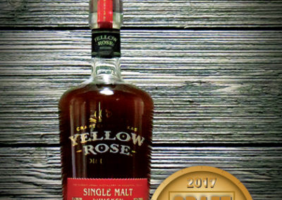 Yellow Rose Single Malt