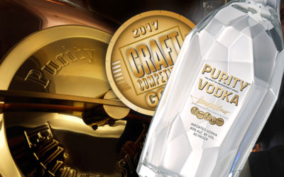 High Five to Purity Vodka!
