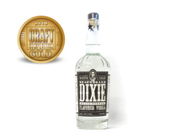 Beauregard Dixie Black Pepper Flavored Vodka Six Times Distilled