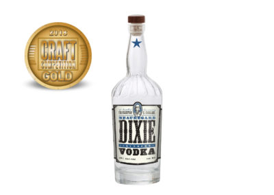 Beauregard Dixie Southern Vodka Six Times Distilled
