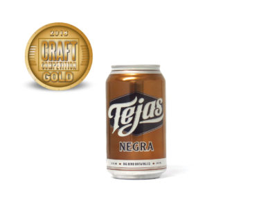 Big Bend Brewing Co. Tejas Negra