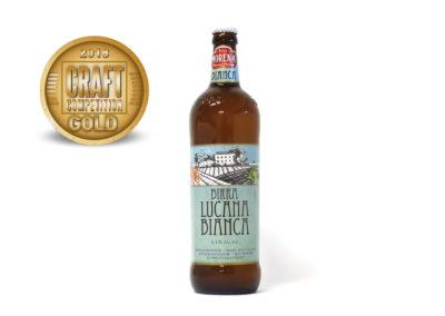 Birra Morena Birra Lucana Bianca