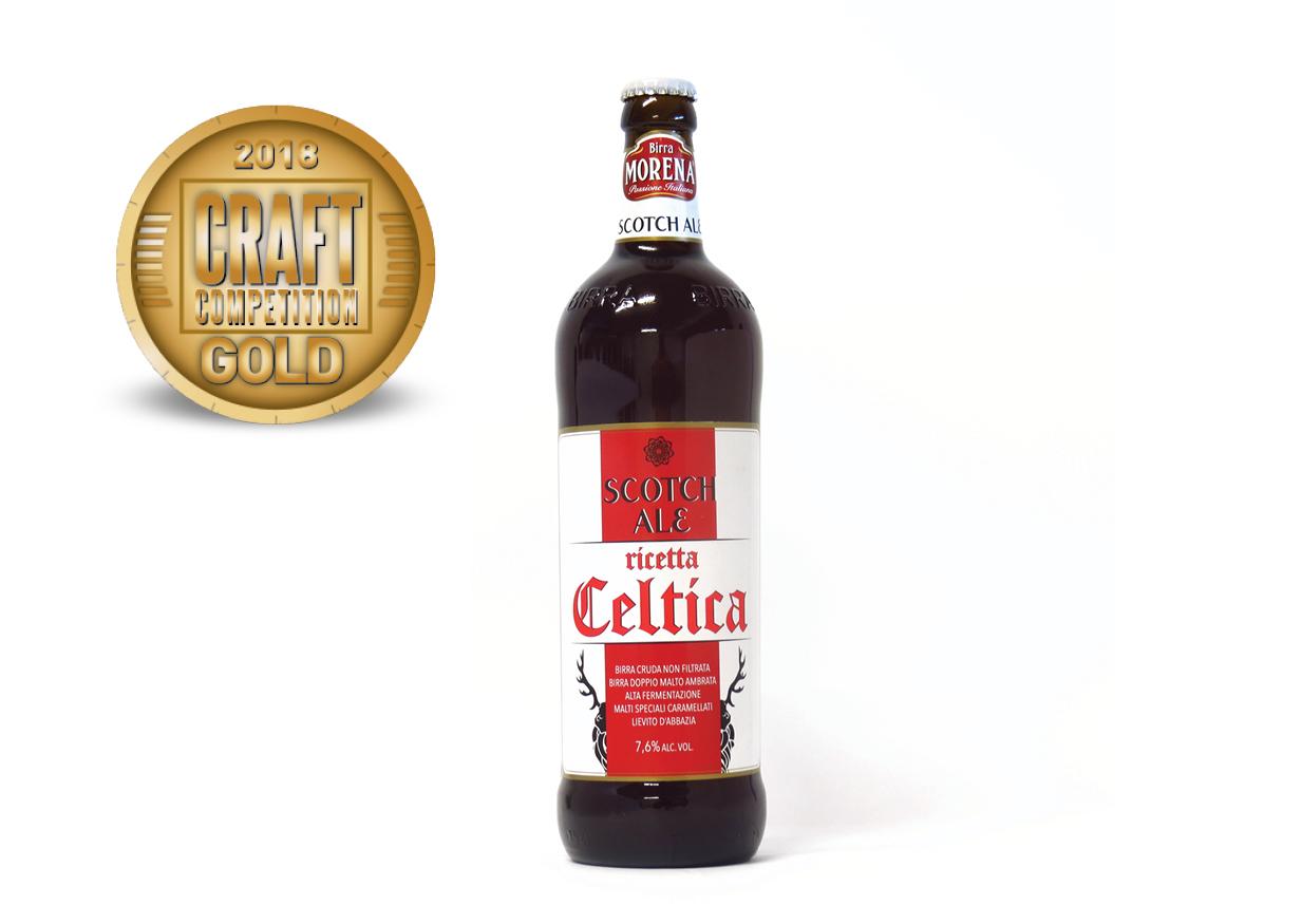 Birra Morena Ricetta Celtica Scotch Ale