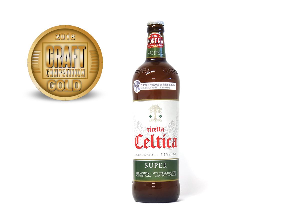 Birra Morena Ricetta Celtica Super