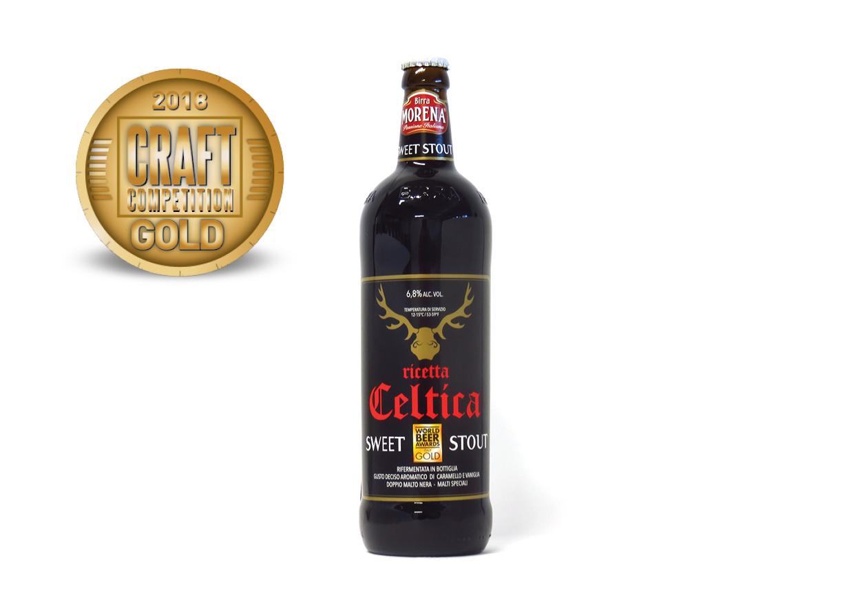 Birra Morena Ricetta Celtica Sweet Stout