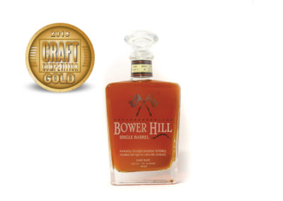 Bower Hill Single Barrel Kentucky Straight Bourbon Whiskey