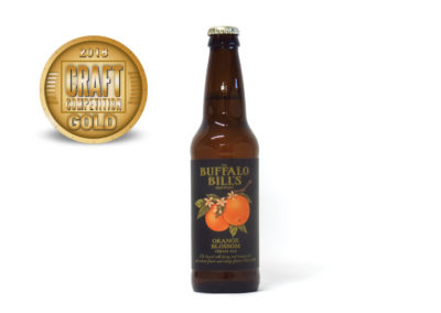 Buffalo Bills Brewery Orange Blossom Cream Ale