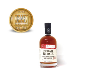 Cedar Ridge Iowa Bourbon Whiskey Private Cask Selection