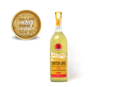 Crater Lake Handcrafted American Pepper Vodka