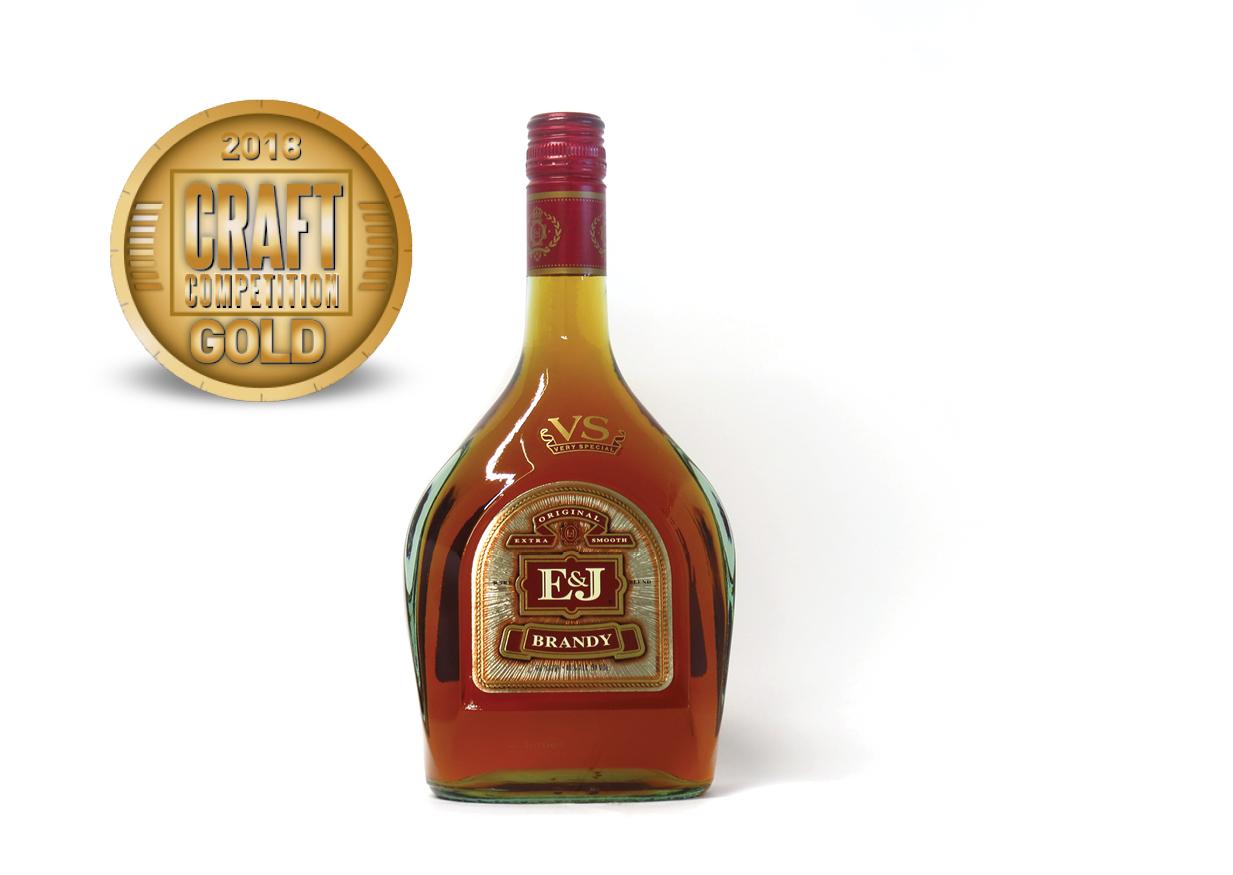 E&J Brandy VS