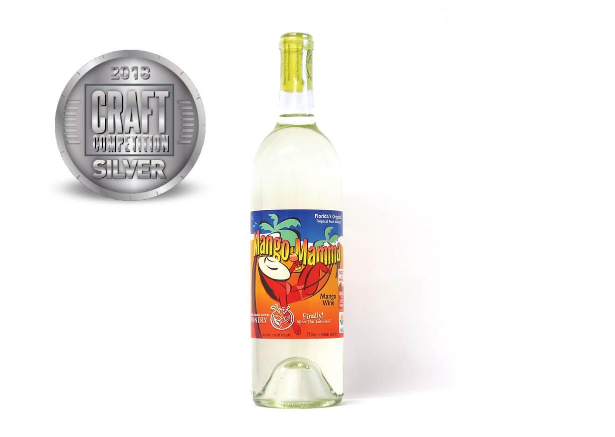 Florida Orange Groves Winery Mango Mamma