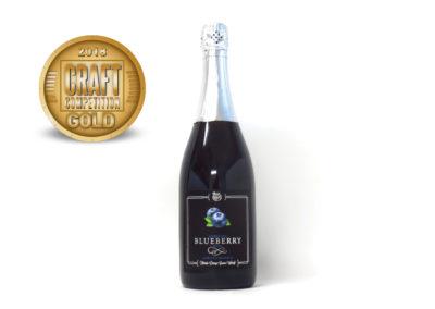 Florida Orange Groves Winery Sparkling Blueberry Wine