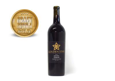Golden Star Vineyards Mistral Syrah 2015