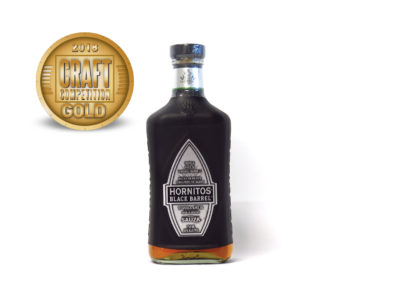 Hornitos Black Barrel Tequila Añejo Aged 18 Months