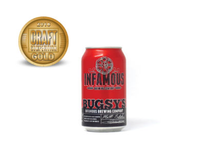 Infamous Brewing Company Bugsy's