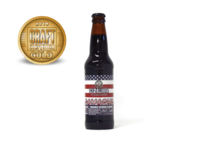 Infamous Brewing Company Camacho