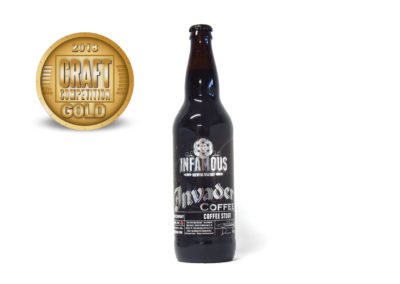 Infamous Brewing Company Invader Coffee Stout