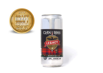 Legacy Brewing Co. Clan Ross Scotch Ale