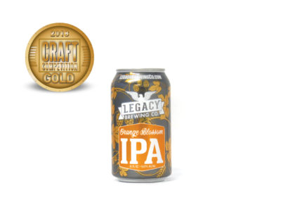 Legacy Brewing Co. Orange Blossom IPA