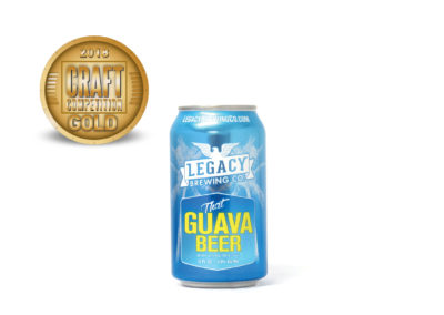 Legacy Brewing Co. That Guava Beer