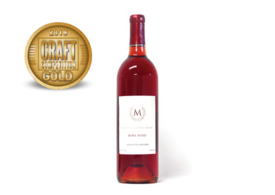 Morais Vineyards and Winery Rose Wine